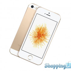 IPhone SE 16GB, auriu | Sigilat | Garantie 1 an | Se aduce la comanda din SUA - Telefon iPhone Apple