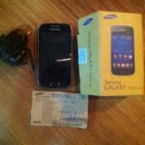 Telefon mobil Samsung Galaxy Trend Lite, Negru, Telekom, Single SIM - Samsung Galaxy Trend Lite 2 Negru