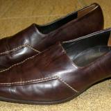 Pantofi dama marca Paul Green interior exterior piele marimea 4 1/2 ( echivalent 37.5 european ) (P227_1)