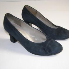Pantofi dama marca Gabor interior exterior piele marimea 5 (echivalent 38 european ) (P519_1)