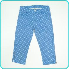 Haine Copii peste 12 ani H&m, Pantaloni, Fete - DE FIRMA _ Pantaloni ¾, bumbac + elastan, H&M _ fete | 12 - 13 ani | 158
