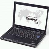 Laptop Lenovo T61, Core 2 Duo T7300, 2.0Ghz, 2Gb DDR2, 160Gb, DVD-RW, 12138, Thinkpad, Intel Core 2 Duo, 1501- 2000Mhz, 15-15.9 inch