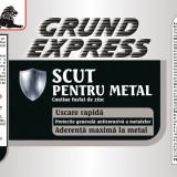 Grund metal gri GRUND EXPRESS (25 kg)