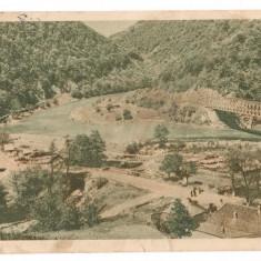 CPI (B7001) CARTE POSTALA - OLTUL LA RAUL VADULUI - Carte Postala Oltenia dupa 1918, Circulata, Printata