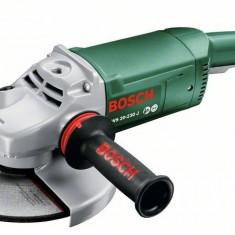 Polizor unghiular Bosch PWS 20-230 J 2000W 230mm 6500 RPM
