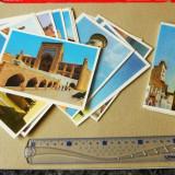 Lot 15 vederi - Khiva - frumoase - 1979 - Uzbekistan - 2+1 gratis - RBK13862, Fotografie, Europa
