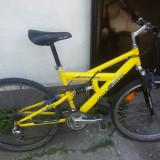Mountain Bike Trek, 22 inch, 26 inch, Numar viteze: 24 - Bicicleta 26 inch suspensii