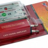 Antena Satelit - Amplificator de Semnal TV 3 iesiri