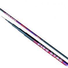 Undita Baracuda fibra de carbon Five Star 6 metri - Varga