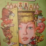 Peripetiile Alisei in tara minunilor (cu ilustratii- Lewis Carroll - Carte de povesti