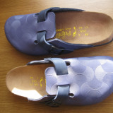 Papuci dama - Papuci, saboti marca Birkenstock masura 38, papuci ortopedici