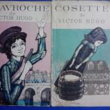 Cosette si Gavroche - Victor Hugo / R2P2F - Carte educativa