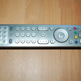 TELECOMANDA UNIVERSALA ORIGINAL PHILIPS TV/DVD/SAT/VCR/AUX MODEL RC4312
