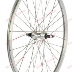 Roata bicicleta 24 inch spate