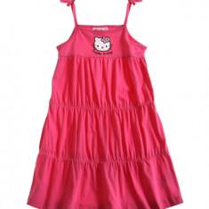 Rochie Hello Kitty fandango pink