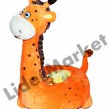 Girafa fotoliu din plus copii