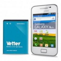 Baterie telefon - Acumulator Samsung Galaxy Ace S5830, S5660| 1350 mAh |Vetter