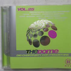 Various – The Dome Vol. 25 dublu CD, Germania - Muzica Dance universal records