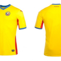 Set echipament fotbal - TRICOURI ROMANIA / JOMA, ADULTI, MODEL NOU, LIVRARE GRATUITA