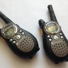 Statie radio - Statie statii walkie-talkie Motorola Talk About T5622 - NOI -