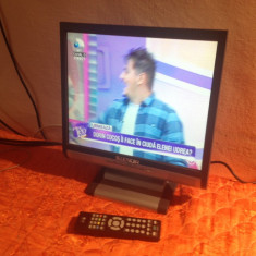 Televizor LCD, Sub 19 inchi - TV LCD 17 INCH LENOIR TVC1743LCD + TELECOMANDA