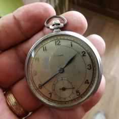 Ceas de buzunar Elvetian in stare de functionare perfecta. - Ceas de buzunar vechi