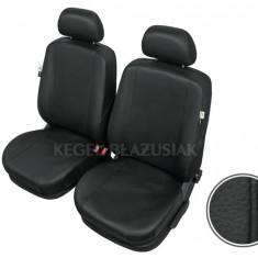 Huse scaune auto imitatie piele BMW Seria 3 E90 set huse fata - Husa Auto