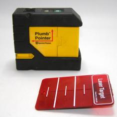 Laser pointer Spectra Physics(059) - Nivela laser cu puncte