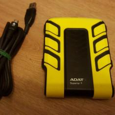 HDD extern A-data, 500-999 GB - Hard Extern 500 Gb Adata Superior SH93 - 179 lei