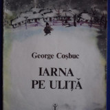 Iarna pe ulita - George Cosbuc / C7P - Carte de povesti