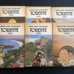 TORENTE Marie-Anne Desmarest 6 volume - Roman