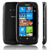Telefon mobil Nokia Lumia 610 impecabil, Negru, Vodafone