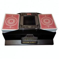 Set poker - Amestecator carti de joc - Produs Nou