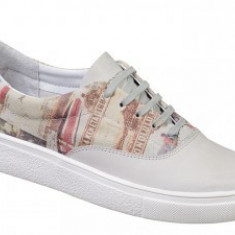 PANTOFI FEMEI PIELE VITEL/CROSTA DANETTE -BIT BONTIMES - Pantofi dama