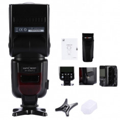 Flash Blitz TTL K & F Concept KF-590EX i-TTL Flash Speedlite Pentru DSLR Canon - Blitz dedicat, Aparat foto digital