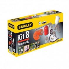 Set 8 accesorii Stanley pentru compresoare - Compresor electric