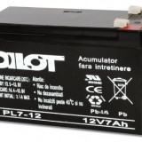 Acumulator Pilot 12V, 7 Ah - Baterie auto