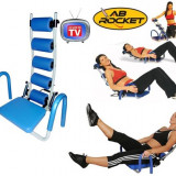 Aparat de fitness AB Rocket - Aparat multifunctionale fitness