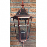 Iluminat exterior - Felinar de Gradina Antichizat 1804A