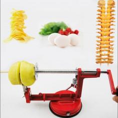 Aparat pentru taiat cartofi in spirala Spiral Potato Slicer