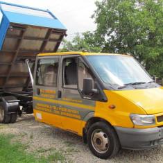 Utilitare auto - Ford Transit, an 2003, 2.4 Diesel