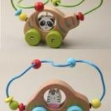 Masinuta electrica copii - MASINUTA MINI + MARGELE