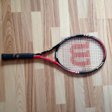 Racheta tenis Wilson BLX Six.One Team - Racheta tenis de camp Wilson, Performanta, Adulti