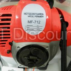 Motocositoare, 3-5.5, 91-105, 2.4 mm - Motocoasa Micul Fermier MF-712 3.5 kw kit complet