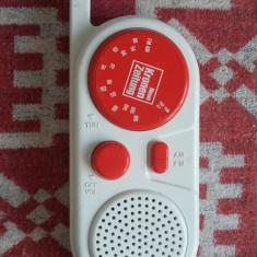 RADIO AM/FM SHOWER, DEFECT . - Aparat radio