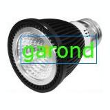 Bec / LED - Spot cu arie LED, 6W/220V, dulie E27 - lumina alb/rece/58764