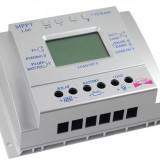 Controller/Regulator  solar MPPT L-60A LCD Panouri fotovoltaice PREMIERA  !