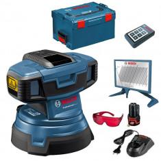 Nivela laser cu linii - BOSCH GSL 2 SET Professional Nivela laser pentru pardoseli 0601064001