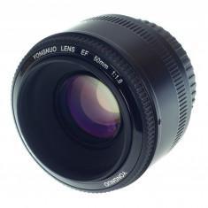 Yongnuo YN 50mm f1.8 pentru Canon EOS - Obiectiv DSLR