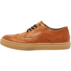 Pantofi casual FRED PERRY 100% originali, noi, CURIER GRATUIT - Pantofi barbati Fred Perry, Marime: 40, Culoare: Din imagine
